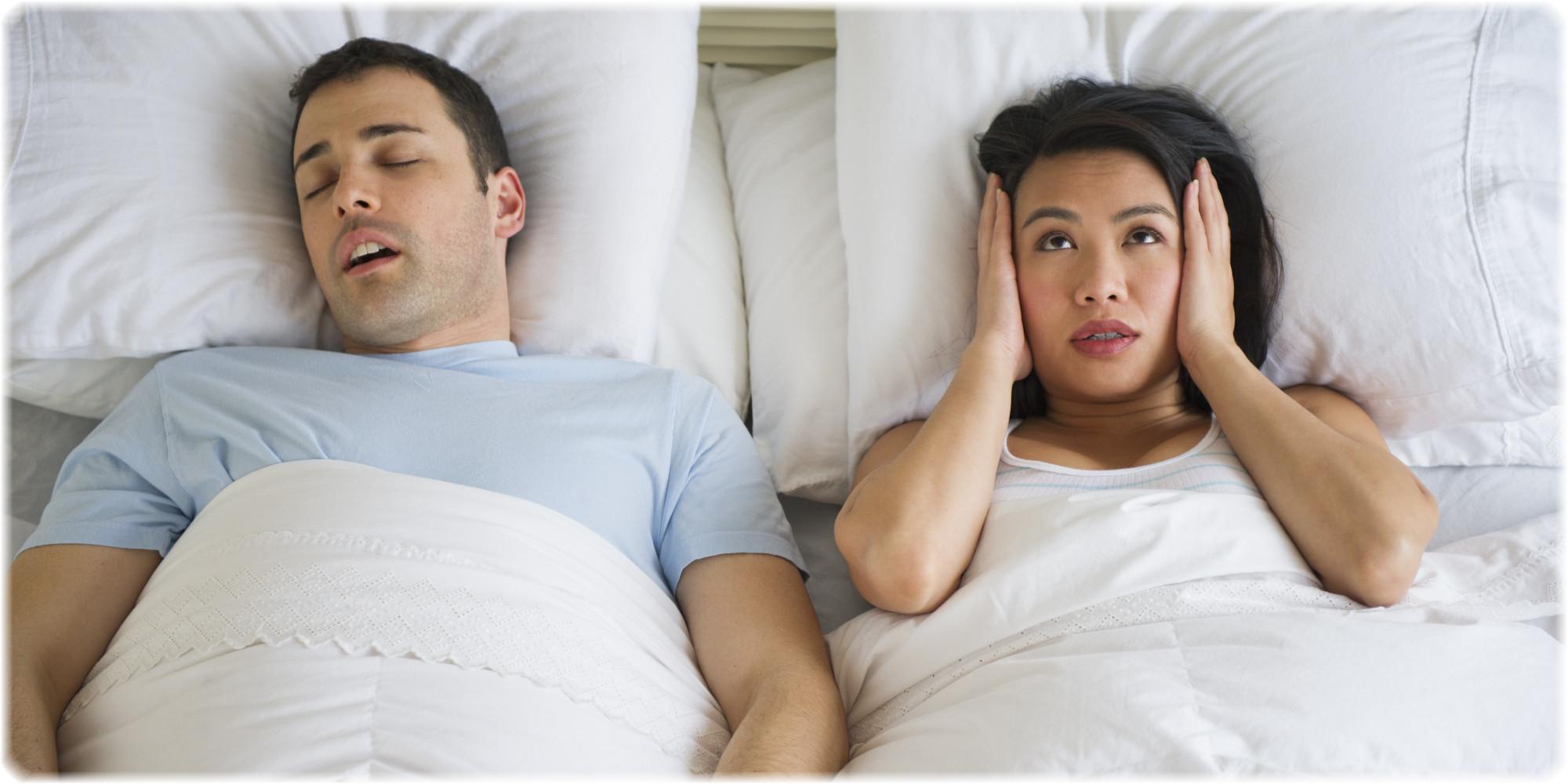 Ребенок болеет и храпит во сне