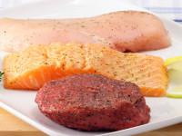 Какой источник белка лучше для набора мышечной массы и сжигания жира: говядина, курица или рыба?