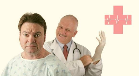 Обильное кровотечение из заднего прохода у мужчин thumbnail