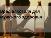 Правда о том, что алкоголь делает с мужским организмом
