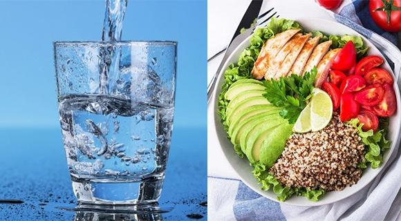 диета и водный баланс